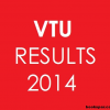 VTU Results 2014 | 8th, 7th, 6th, 5th, 4th, 3rd, 2nd, 1st sem results June/July 2014