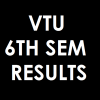 VTU 6th sem results June/July 2014 will be announced soon