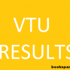 VTU Results 2016 | 8th, 7th, 6th, 5th, 4th, 3rd, 2nd, 1st sem results JUNE/JULY 2016