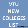 Seven new colleges are now affiliated to VTU University
