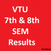 VTU : 7th and 8th sem results for DEC 16/JAN 2017 announced today, 10 May 2017
