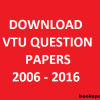 Download VTU Question Papers for 2006 | 2010 | 2014 Syllabus