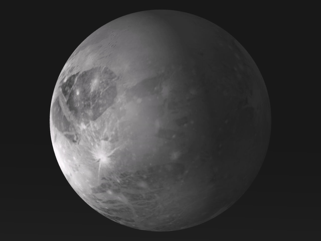 Hubble Pluto - Pics about space