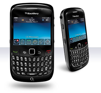 how to delete websites from blackberry curve