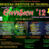 Envision-2012, a National Level Technical Fest organised by Srinivas Institute of Technology, Valachil, Mangalore