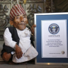 "Chandra Bahadur Dangi – ""The World`s Shortest Living Man"" by Guinness Book Of World Records"