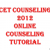 Online CET counseling 2012 for Engineering and Medical streams: Online CET counseling 2012 tutorial videos