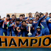 A Warm welcome to the Victorious Indian U-19 Cricket team