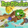New game launched by Rovio: Bad piggies, Payback time for the Green pigs of Angry Birds.