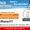 Java workshop on 1st and 4th of November in Mangalore Organized by Sourcepage Learning