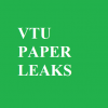 VTU Question Paper Leaks | Engineering Mathematics – 1 paper leaked | many more VTU papers leaked