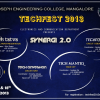 SYNERGI 2.0, Technical Fest organized by St. Joseph Engineering College from 16th to 18th March 2013