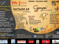 Vertechx 4.0, Swayam 2013, Technical, Cultural, Arts and Sports Fest at MVJ College of Engineering, Bangalore, on April 25,26, 27 2013