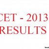 CET 2013 results announced, Karnataka CET NEWS | KCET results on 28th May 2013
