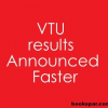 VTU results announced early January 2014 | VTU exam evaluations performed faster