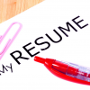 Frame an attractive Resume