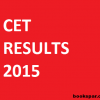 CET 2015 results announced, Karnataka CET NEWS | KCET results on 1st June 2015
