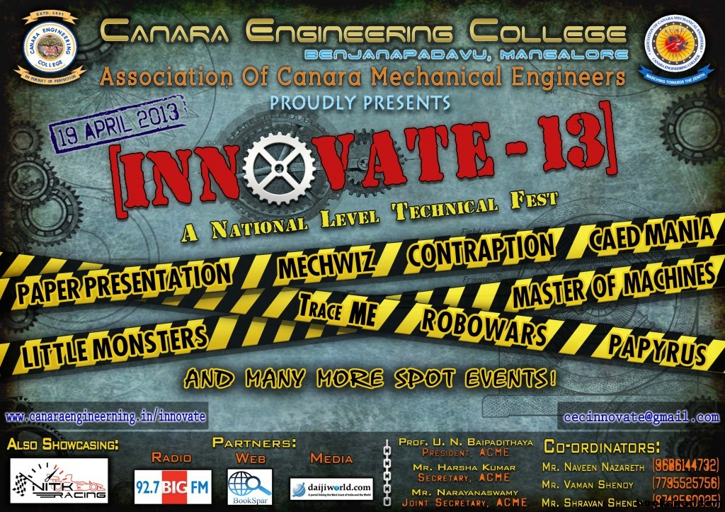 innovate-2013-fest-by-mech-at-canara-college-benj-mangalore